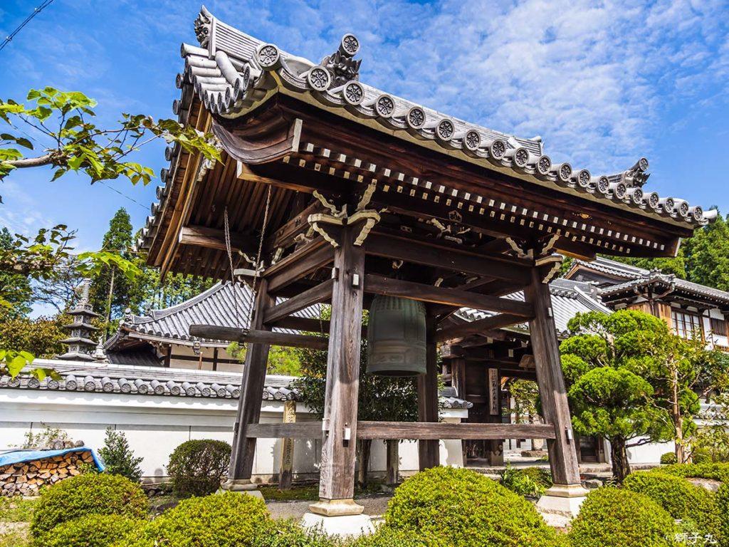 銀松山 瑞現寺 鐘楼