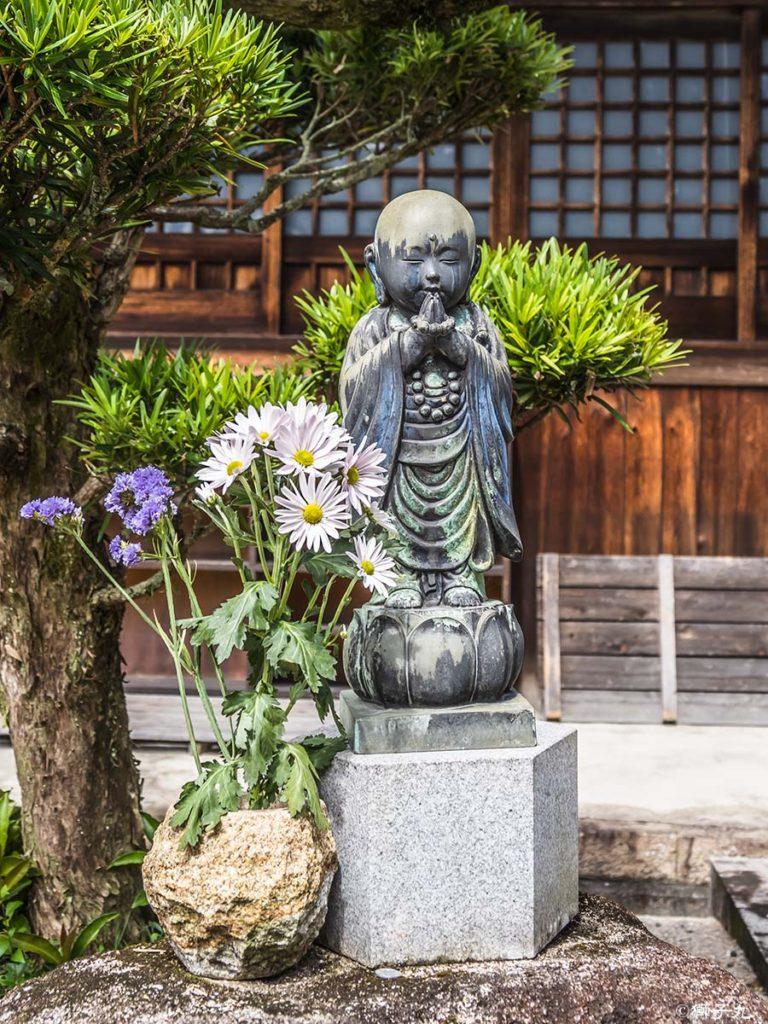 銀松山 瑞現寺 地蔵菩薩