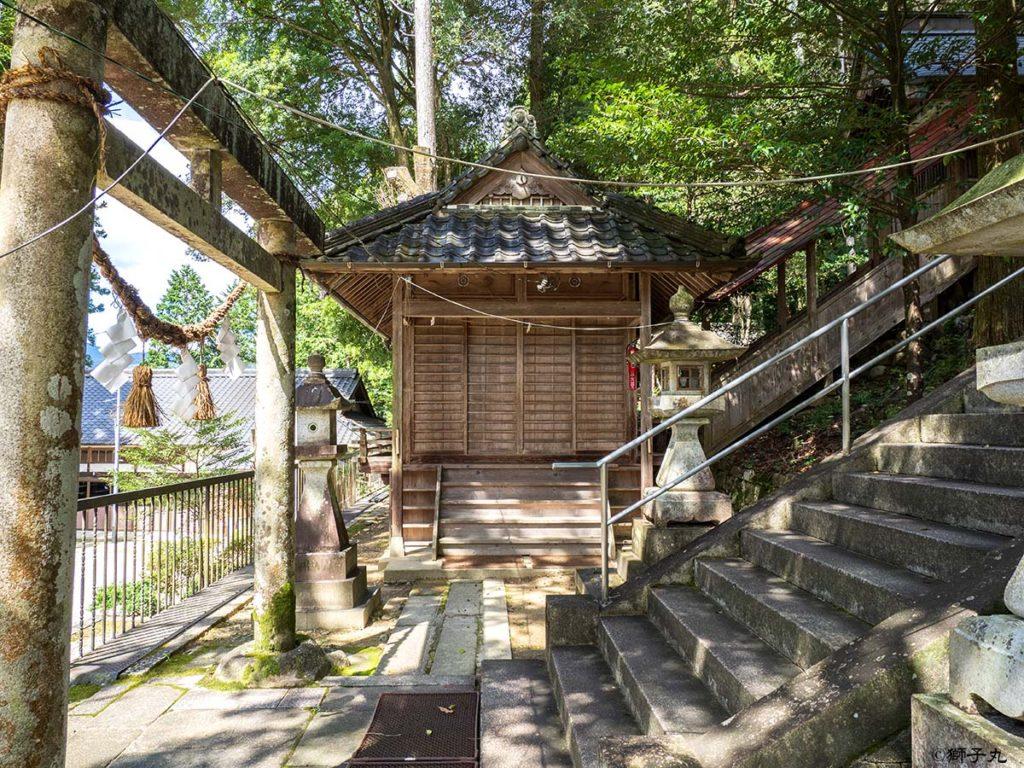 榊山神社 調進所
