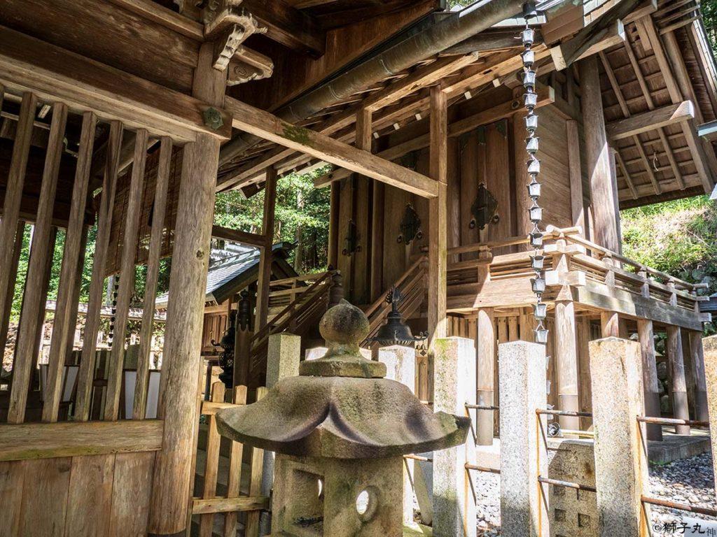 榊山神社 本殿
