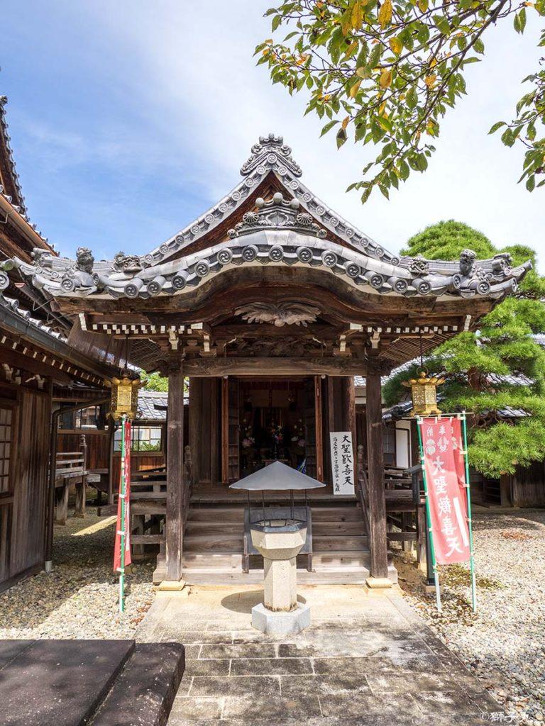 日本三大庚申堂 下野庚申堂 聖天堂