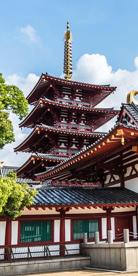 寺院 カテゴリー