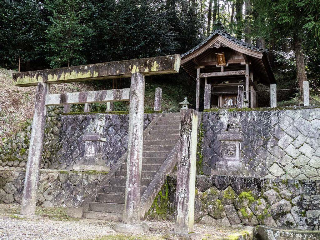常磐神社 慰霊社