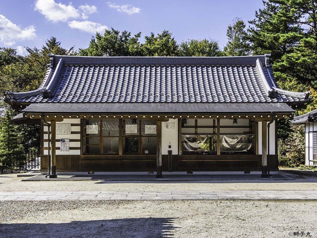 飯高山 萬勝寺(飯高観音) 寺務所