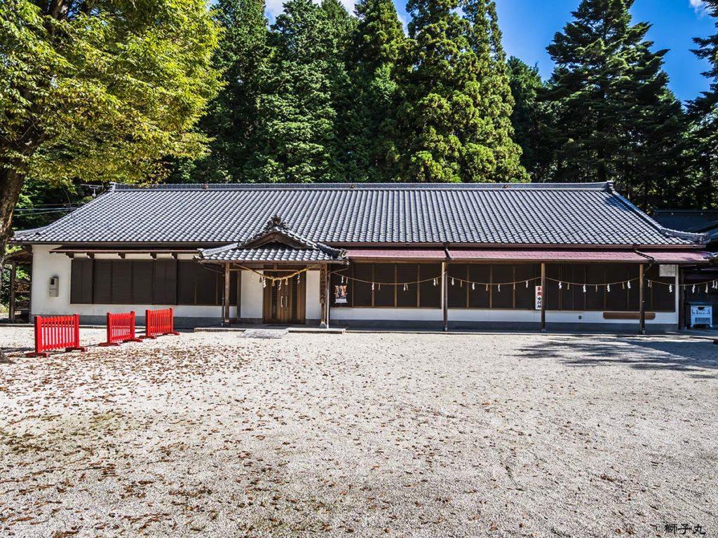 荷機稲荷神社 社務所