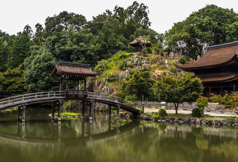 虎渓山永保寺