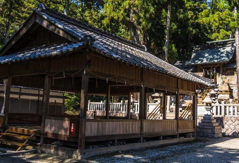 坂本神社八幡宮
