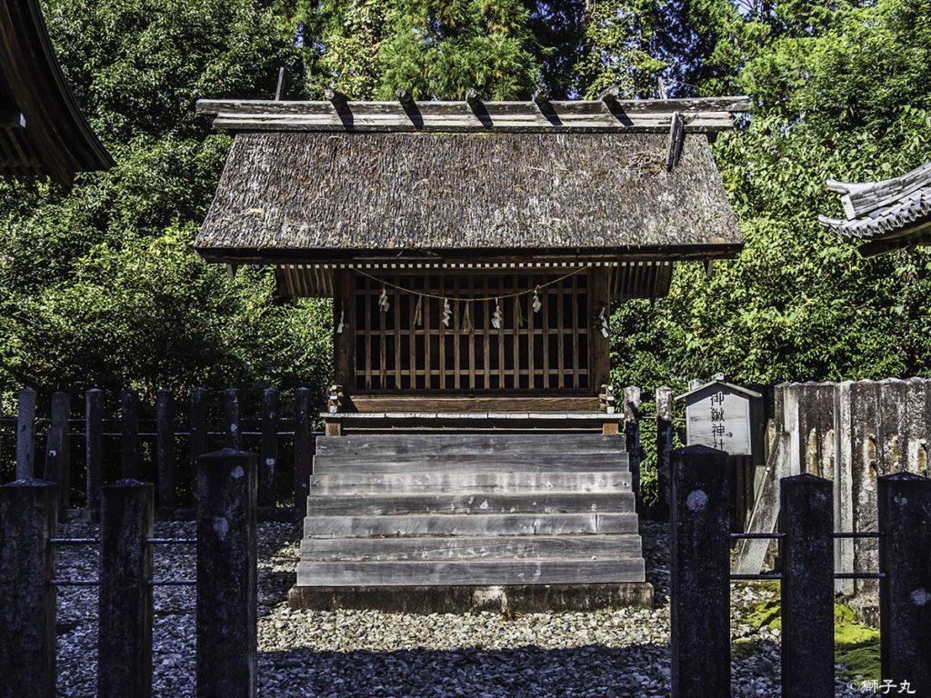 坂下神社 御鍬神社
