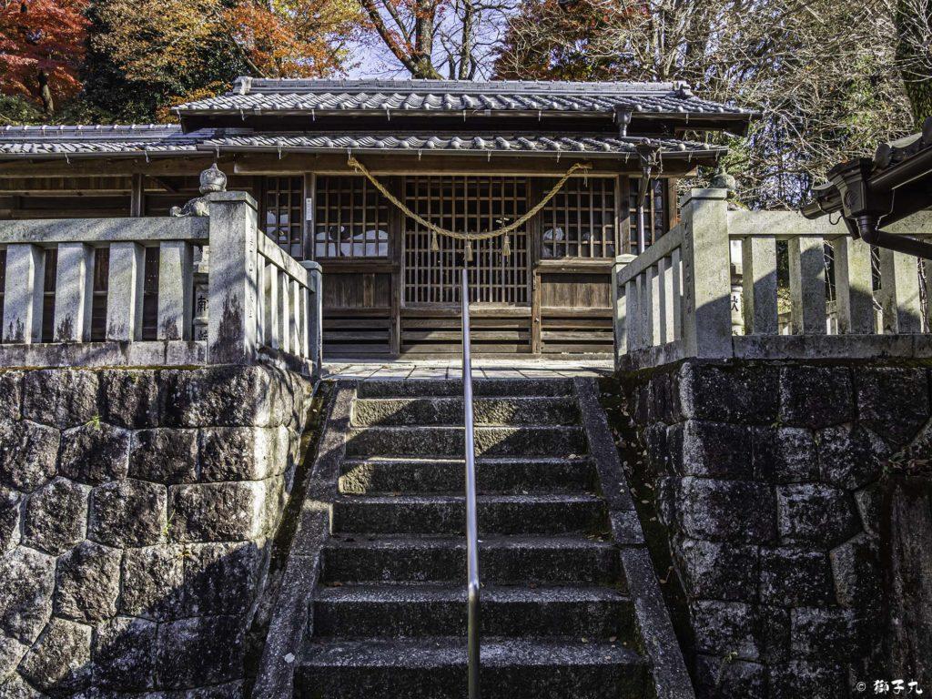 八王子神社 日本大正村 明智西宮恵美寿神社