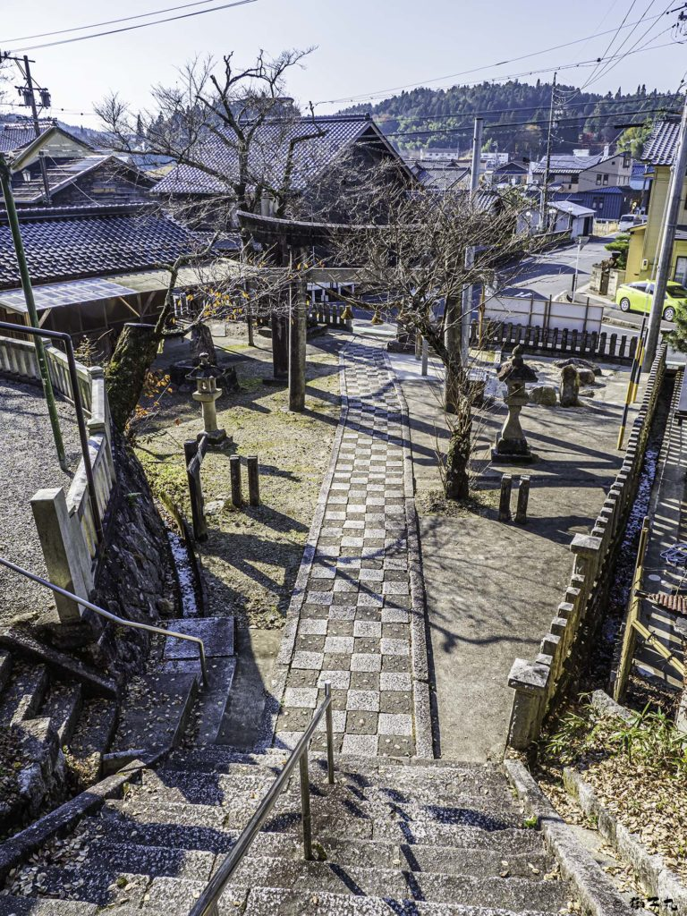 八王子神社 日本大正村