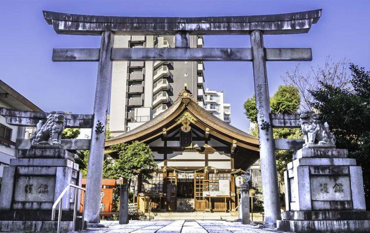 三輪神社(愛知県名古屋市)