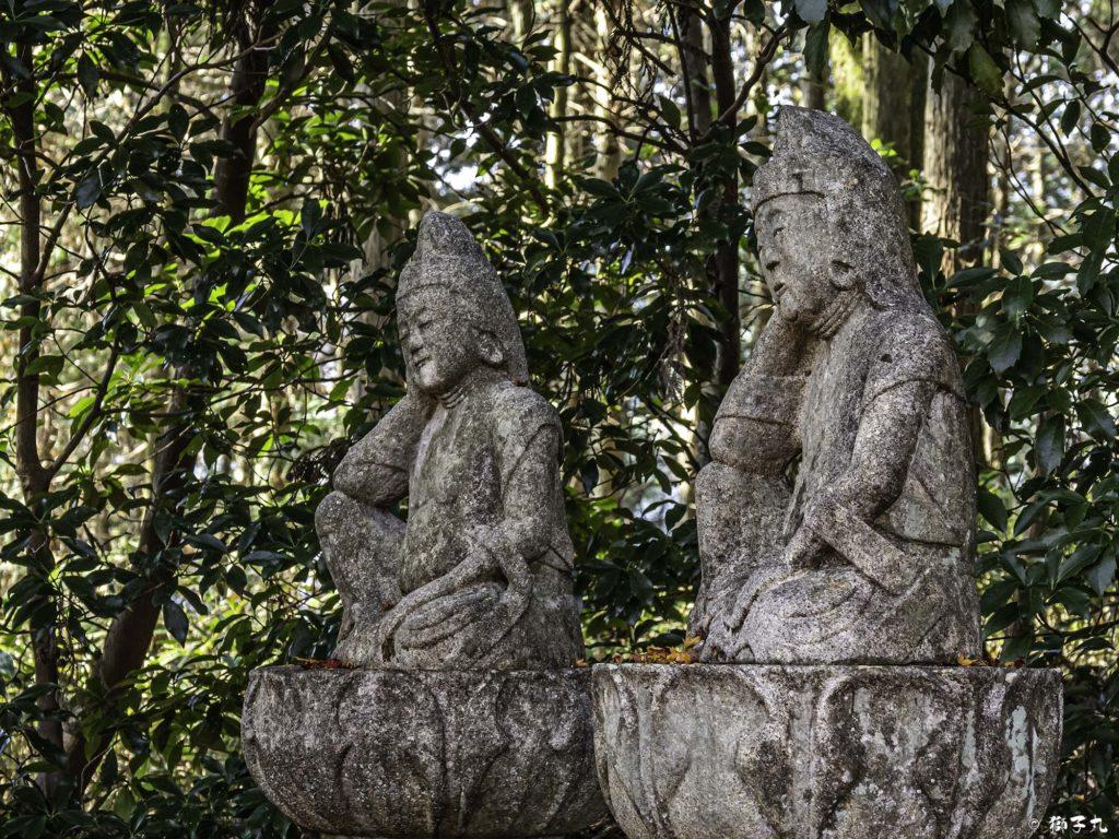 大明山 龍護寺 如意輪観音菩薩像