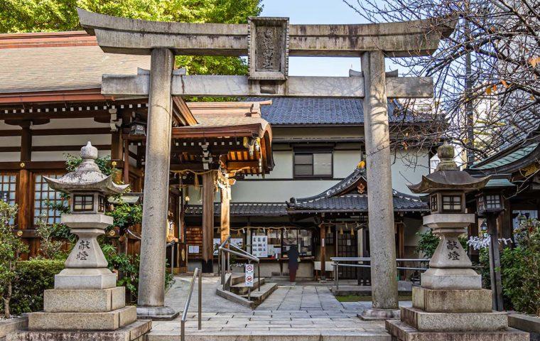 白龍神社 名古屋