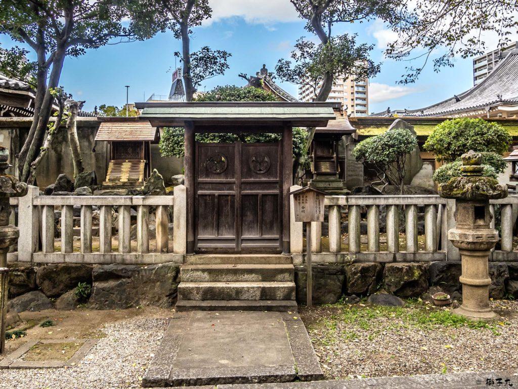日置神社(名古屋市) 秋葉社・熱田社・津島社、橘社