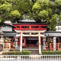 春日神社(愛知県名古屋市中区)