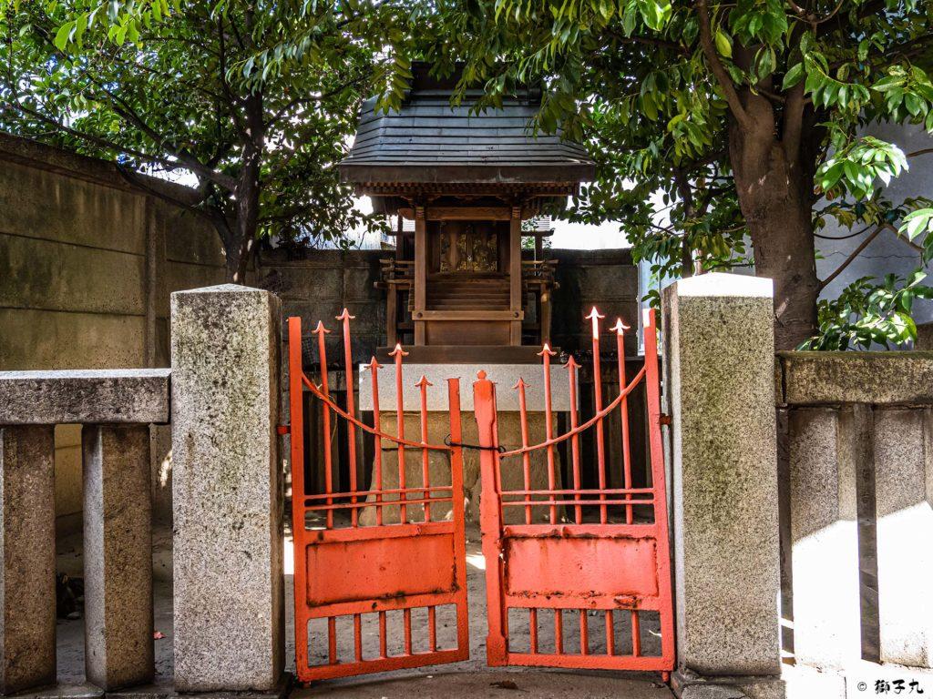 春日神社(愛知県名古屋市中区) 摂末社
