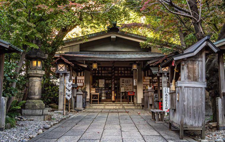 洲崎神社(愛知県名古屋市)