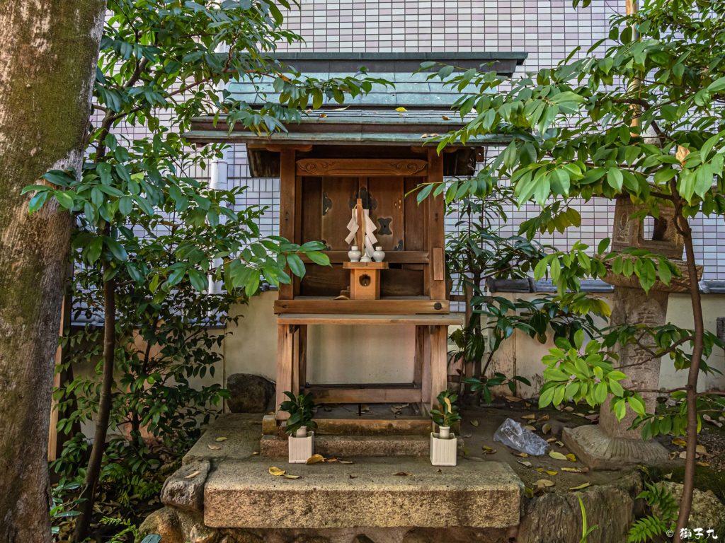 洲崎神社(愛知県名古屋市) 住吉社・船玉社相殿