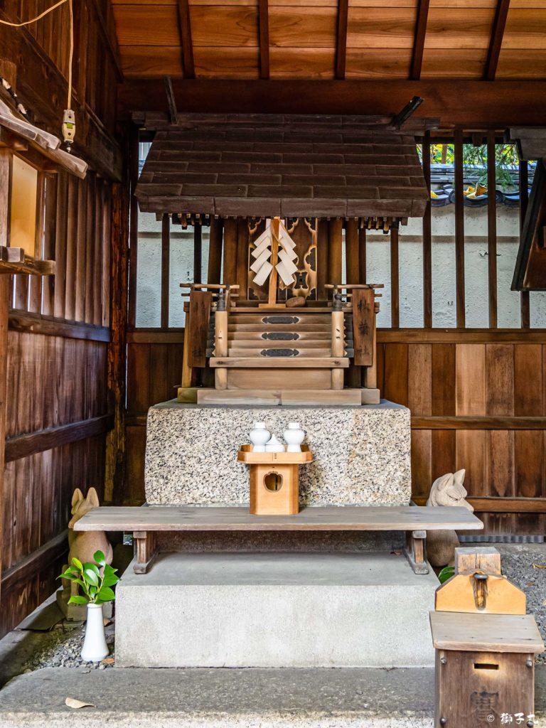 洲崎神社(愛知県名古屋市) 秋葉社・稲荷社相殿