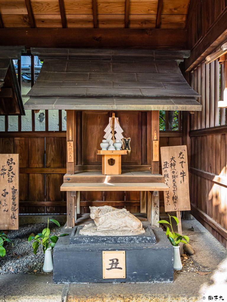 洲崎神社(愛知県名古屋市) 俤社