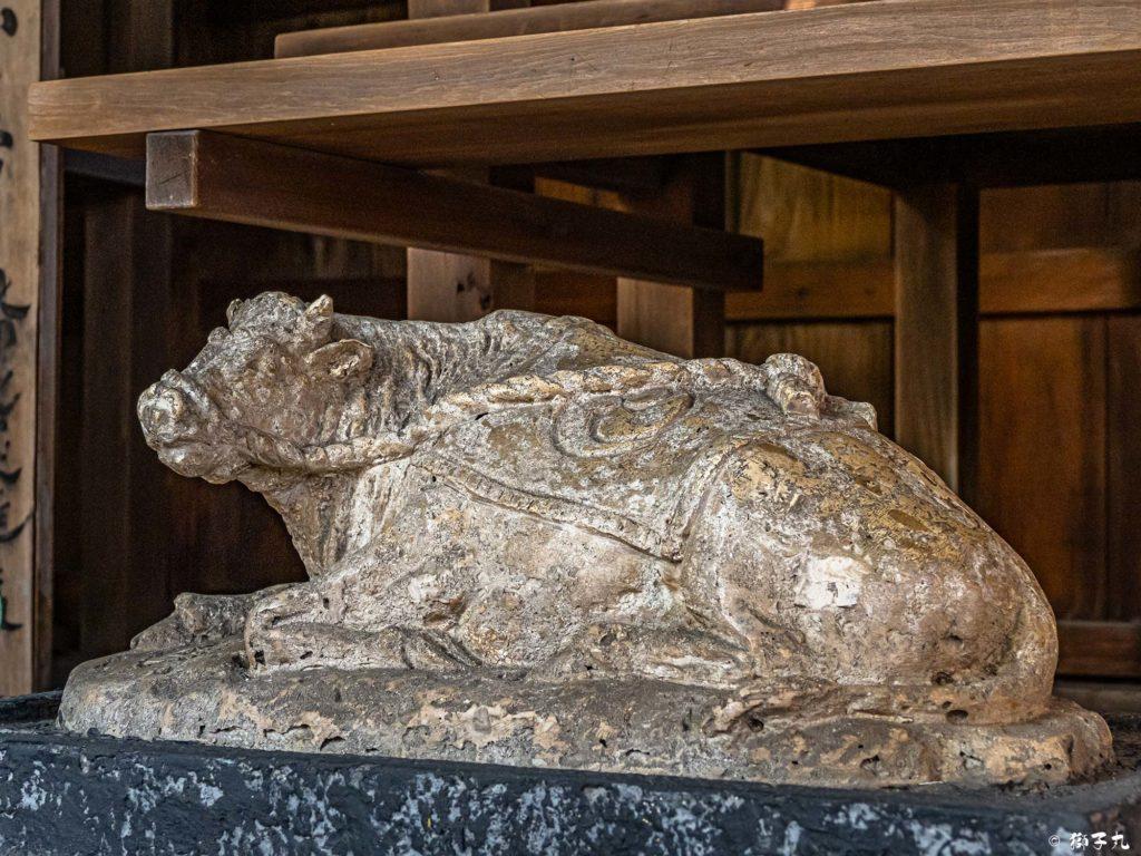 洲崎神社(愛知県名古屋市) 十二支 丑