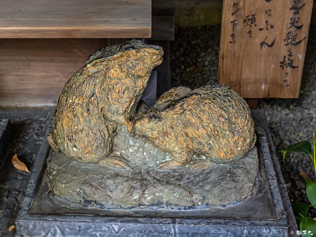 洲崎神社(愛知県名古屋市) 十二支 卯