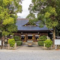 若宮八幡社(名古屋市中区)
