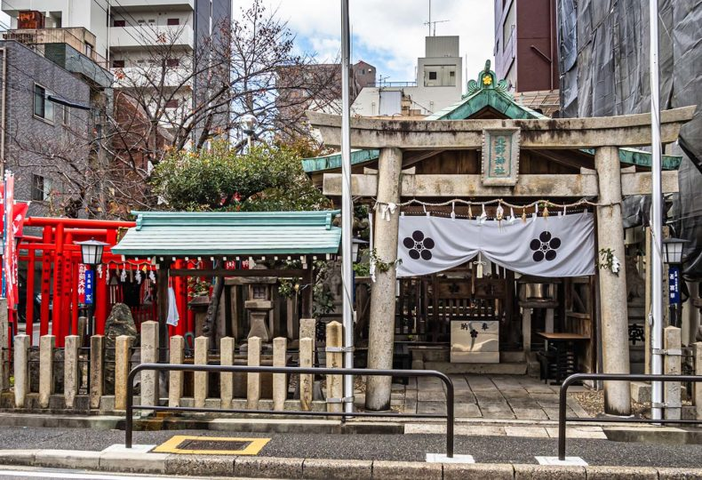 北野神社 名古屋市中区大須