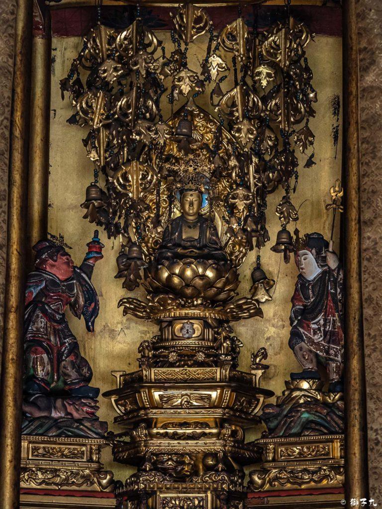 天龍山 永壽寺(中津川市) 仏像