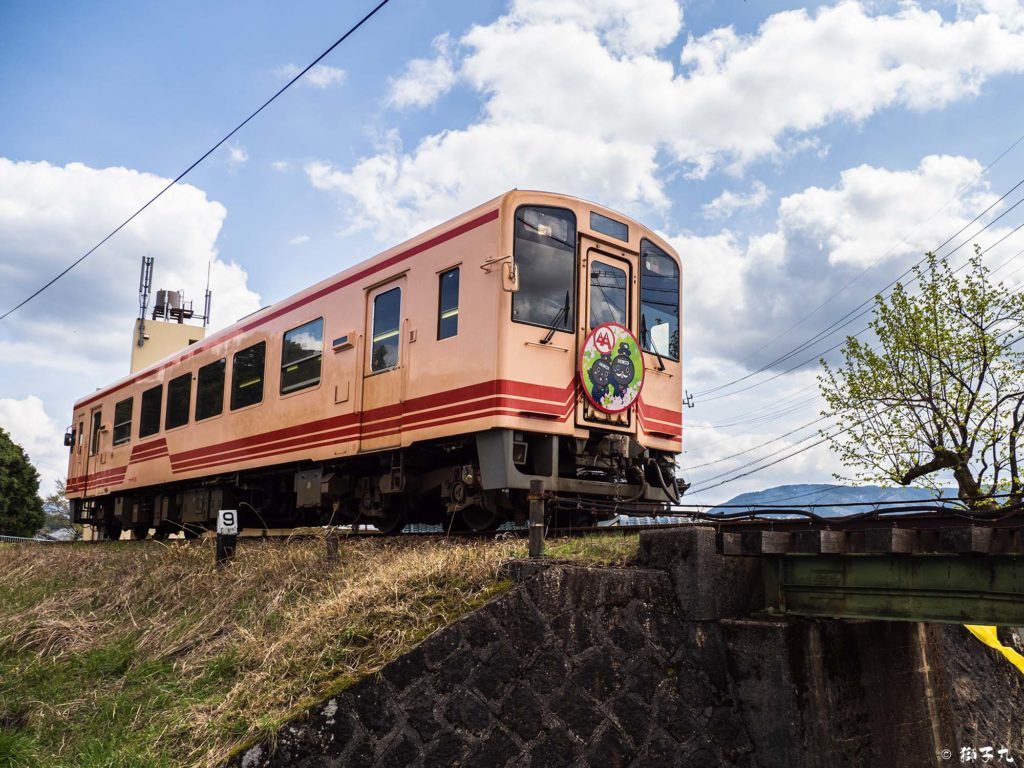 明知鉄道 アケチ100形 101号