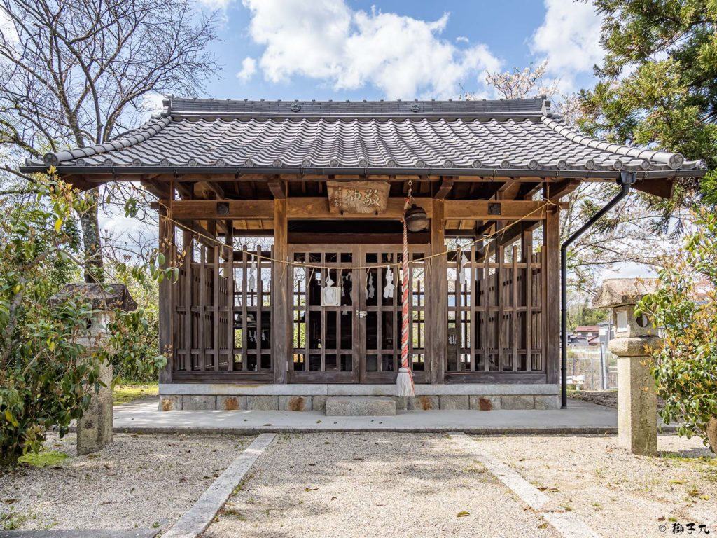 菅原神社(岐阜県恵那市)